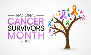 June 6th is National Cancer Survivors Day ®